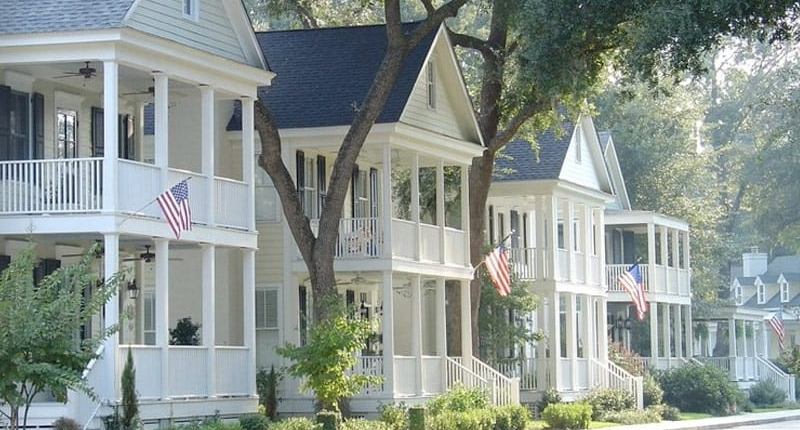 Charleston Housing Market in October